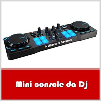mini console dj