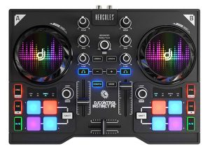 Hercules DJ Control Instinct P8: recensione, prezzo e offerta